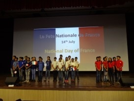 French Day Celebration